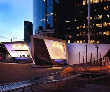 Inaugurato il New Amsterdam Plein & Pavilion di UNStudio