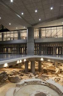 BERNARD TSCHUMI MUSEO DELL'ACROPOLI ATENE
