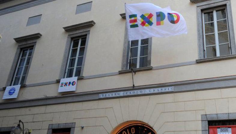 Expo 2015, il logo di Andrea Puppa
