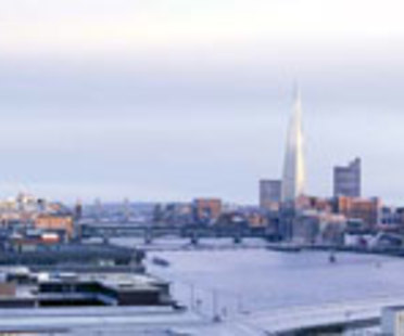 The London Bridge Tower di Renzo Piano