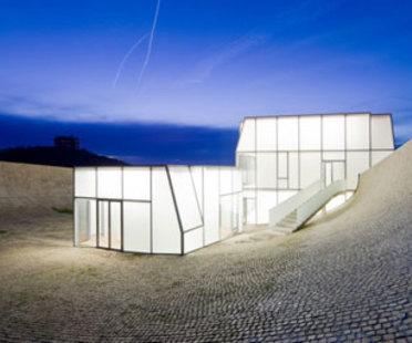STEVEN HOLL, MUSEO LA CITÉ DE L'OCÉAN ET DU SURF