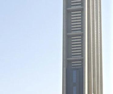 Dubai, grattacielo The Index di Foster + Partners