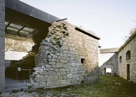 Scherer - Dietl, Recupero del Forte di Fortezza