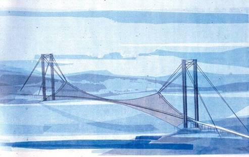 Musmeci - Ponte di Messina - foto C.Querci