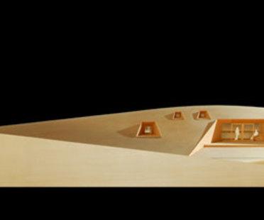 Fallingwater: Frank Lloyd Wright Patkau Architects Cottages