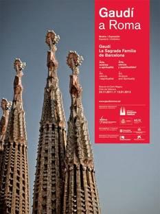 Mostra Gaudì a Roma
