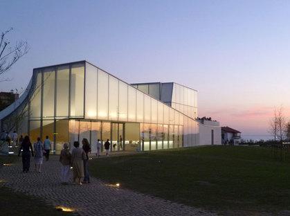 Cite de l'Ocean et du Surf @Steven Holl Architects