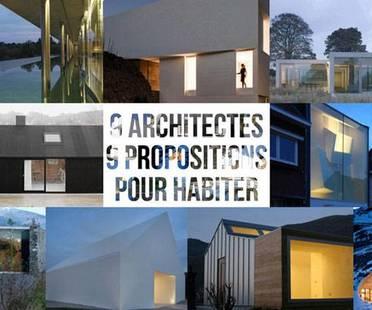 mostra 9 Architectes / 9 propositions pour habiter