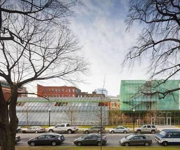 Renzo Piano, ampliamento dell'Isabella Stewart Gardner Museum