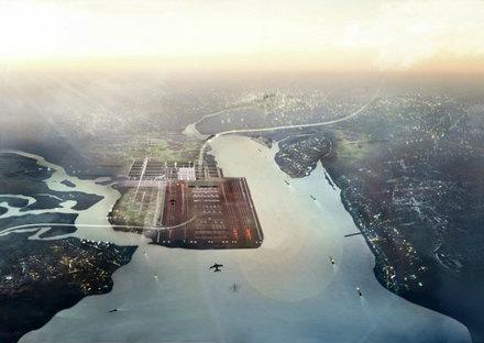 Norman Foster, Thames Hub