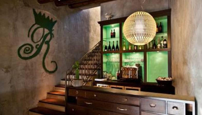 Salefino, progetto interior per ristorante Il Re di Girgenti