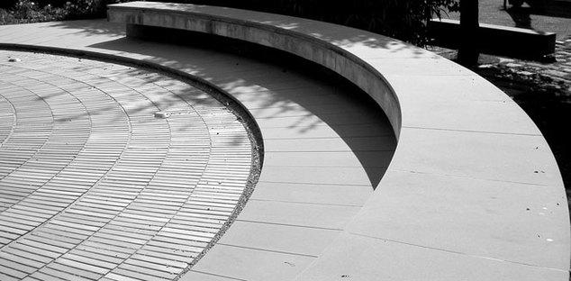 Architettura Matassoni, Giardino ed uffici Bigi