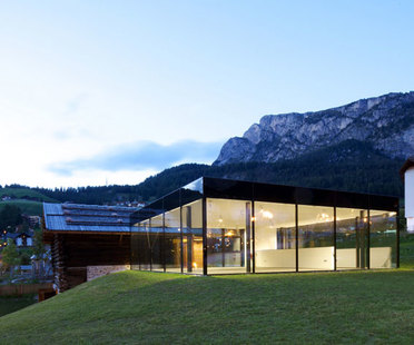 mostra ARCHITETTURE RECENTI IN ALTO ADIGE 2006-2012