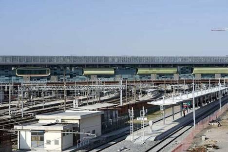 ABDR, Nuova Stazione Alta Velocità di Roma Tiburtina