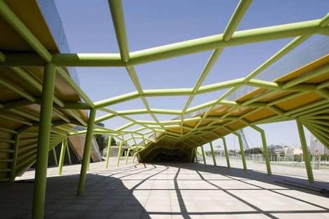 Jakob+MacFarlane, Docks en Seine - cite de la mode et du design