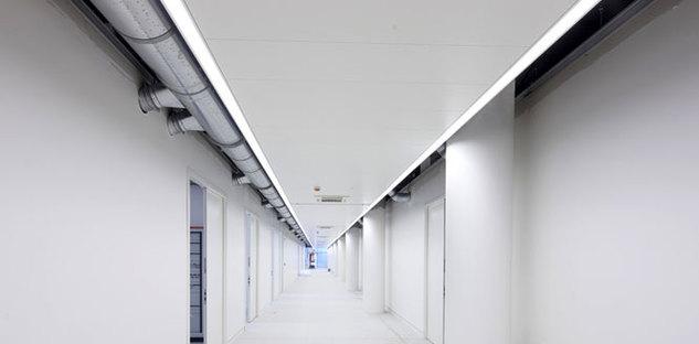 Richard Meier, i.lab, Italia