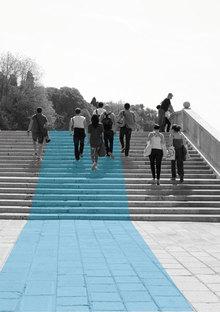 Blue carpet per i giovani progettisti di tutto il mondo