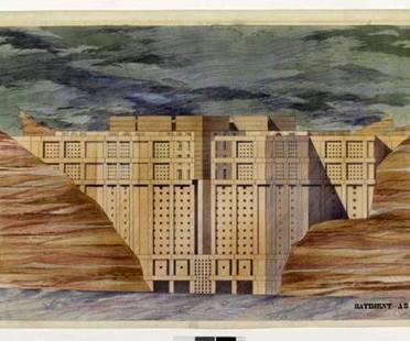 mostra La Tendenza architectures italiennes 1965-1985