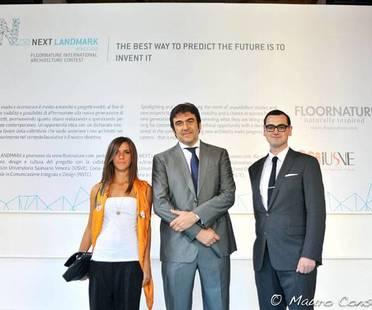 I vincitori di Next Landmark, contest internazionale di Floornature<br />