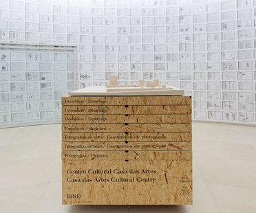mostra Eduardo Souto De Moura - Concorsi 1979-2011