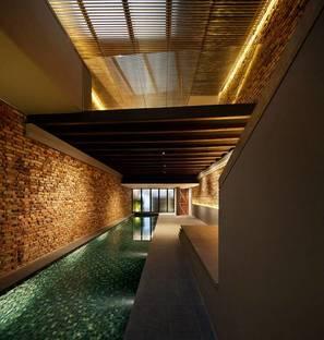 FARM + KD Architects, Pool Shophouse, Singapore
