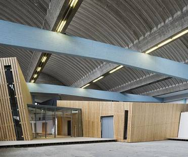 Daniel Libeskind, Accademia del Museo Ebraico di Berlino