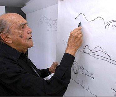 Addio all'architetto Oscar Niemeyer