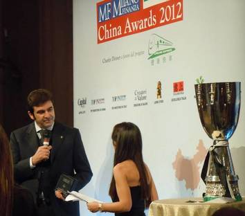 China Awards per Iris e FMG Fabbrica Marmi e Graniti