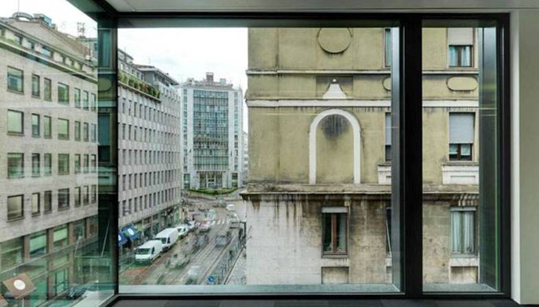 Park Associati, Edificio per uffici La Serenissima