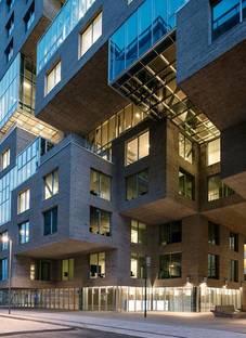 MVRDV, Nuova Sede DNB, Oslo