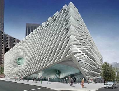 Diller, Scofidio + Renfro, The Broad Art Foundation, Los Angeles