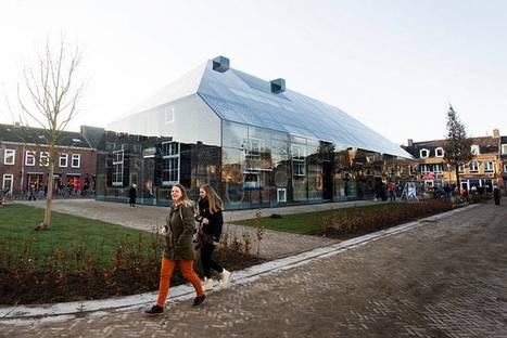 MVRDV, Glass Farm, Olanda