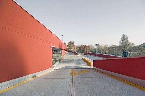 Valle Architetti, AUTOSILO ED EDIFICIO A PADOVA