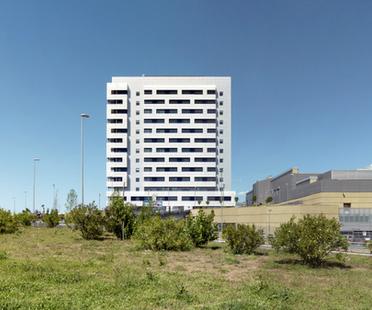 Valle Architetti, Torre residenziale e commerciale A ROMA