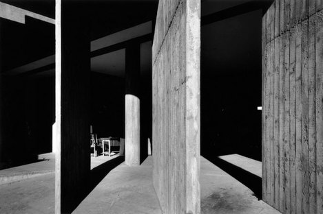 mostra LUCIEN HERVÉ - Le Corbusier in India -
