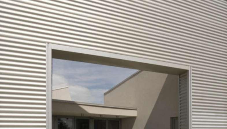 Valle Architetti, Bocciodromo a Udine