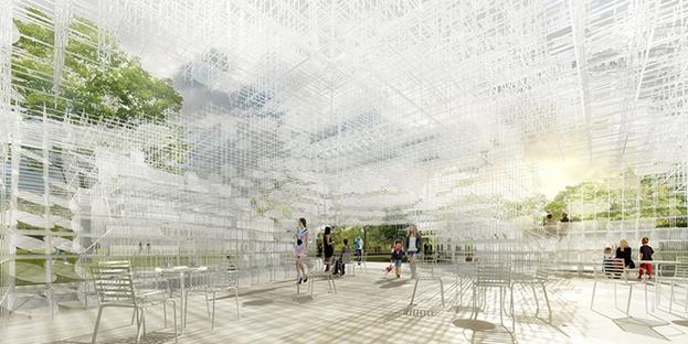 Designed by Sou Fujimoto © Sou Fujimoto Architects