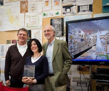 Elisa Dalla Vecchia menzione speciale Premio Fondazione Renzo Piano