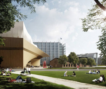 ALA Architects + Arup Biblioteca Centrale di Helsinki