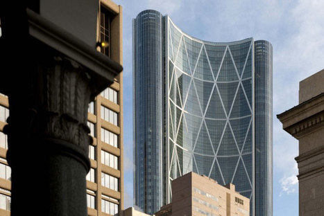 Norman Foster The Bow (c) Nigel Young