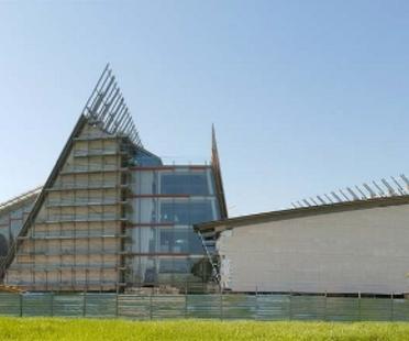 Renzo Piano, Museo delle Scienze - Muse, Trento