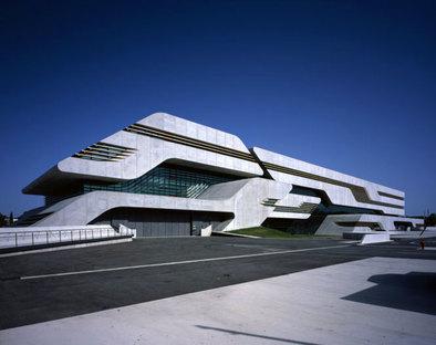 Zaha Hadid Architects, Pierres Vives, Francia