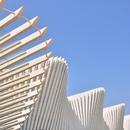 Calatrava, Stazione mediopadana, Reggio Emilia