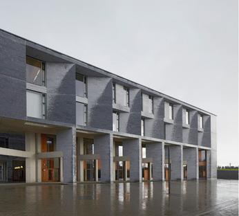 Grafton Architects, University of Limerick Medical School, ph. Dennis Gilbert