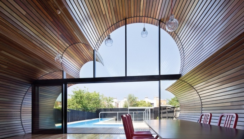 MCR - McBride Charles Ryan, Cloud House, Melbourne Australia