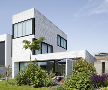 pasel.kuenzel architects villa urbana Amsterdam