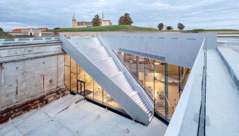 BIG DANISH NATIONAL MARITIME MUSEUM