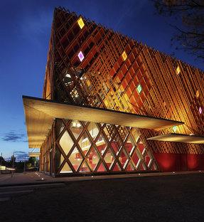 A+Architecture Teatro jean-claude carrière, Montpellier