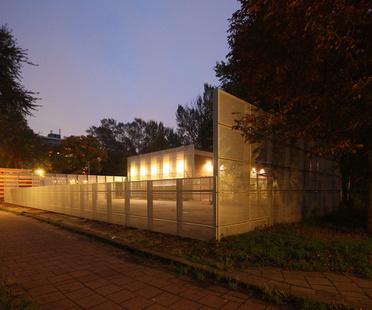 Un parco giochi insolito. Studio derksen windt architects, Paesi Bassi