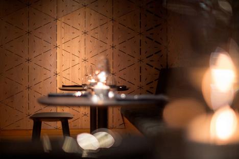 Interior premiato: Milse Restaurant di Cheshire Architects, NZ.